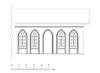 Synagogue in Groß Neuendorf - Measured drawings Drawings – הספרייה הלאומית