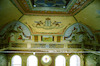 Tsori Gilad Synagogue in Lviv, interior, ceiling, photos 2006 Ceiling, east side – הספרייה הלאומית