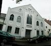 Hakhnasat Orḥim Synagogue in Marijampolė – הספרייה הלאומית