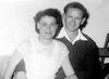 תמונת הזוג דניאל פרל ורעייתו נצחיה (ויקטוריה) לבית בג'איו מחברון.
