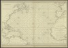 Carte Générale De L'Océan Atlantique ou Occidental;Dreßée au Dépôt général des Cartes, Plans et Journaux de la Marine, et Publiée Par Ordre Du Ministre Pour le service des Vaisseaux Français en 1786 – הספרייה הלאומית
