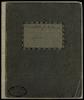 מחברת יומן - מספר 1 – הספרייה הלאומית