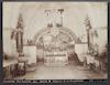 Via dolorosa. 2me Station Chapelle de la Flagellation. -Via Dolorosa. Second Station : Chapel of the Flagellation