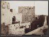 Tour de David avec la citadelle -Tower of David with the citadel – הספרייה הלאומית