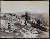 View taken from St. Stephen's Gate, Jerusalem, showing Mount Scopus in the Distance – הספרייה הלאומית