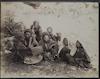 Groupe de lepreux à Jerusalem: -Groups of lepers at Jerusalem