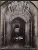 Intérieur de St. Sepulcre, la pierre de l'Ange--Inside of the Holy Sepulchre, the angel's stone – הספרייה הלאומית