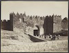Porte de Damas à Jerusalem – הספרייה הלאומית