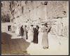 Mur de Salomon, juifs pleurant -Wall of Solomon, Jews crying – הספרייה הלאומית