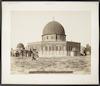 Vue générale de la mosquée d'Omar -- General view of the mosque of Omar – הספרייה הלאומית