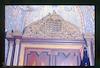 Torah ark in the Synagogue in Plovdiv Torah Ark, Carved Wooden Pediment – הספרייה הלאומית