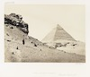 The Great Pyramid From the south-east. -Egypt, Sinai, and Palestine, Supplementary Volume – הספרייה הלאומית