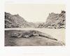 Crocodile on a Sand-bank -Egypt, Sinai, and Palestine, Supplementary Volume