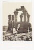Early morning at Wady Kardassy -Egypt, Sinai, and Palestine, Supplementary Volume