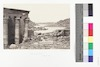 View from Philae Looking north. -Egypt and Palestine Photographed and Described, Vol. I – הספרייה הלאומית
