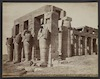 Memnonium Thebes – הספרייה הלאומית