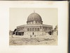 Mosque of Omar, east side -Views of Jerusalem – הספרייה הלאומית