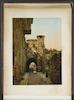Tour Antonia -Tower of Antonia -Fleurs de Terre Sainte : Jerusalem