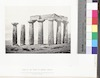 """Ruins of the Temple of MInerva, Corinth -""""Ye know that ye were Gentiles, carried away unto these dumb idols, even as ye were led."""" 1 Cor.xii.2. -F. Frith's Photo-Pictures from the Lands of the Bible Illustrated by Scripture Words"""