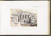 "Rock Temple at Petra, the ancient capital of Edom -""'Edom shall be a desolate wilderness.' Joel III. 19."" – הספרייה הלאומית"