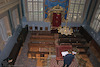 Synagogue Gmilut Hasadim (GAH) in Suceava - Prayer hall – הספרייה הלאומית