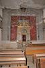 Interior of the Great Temple in Vatra Dornei Eastern wall – הספרייה הלאומית
