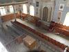 Grain Merchants' Synagogue in Bacău - Interior Interior – הספרייה הלאומית