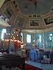 Great Synagogue in Hârlău, Prayer hall Interior – הספרייה הלאומית