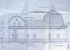 Great Synagogue in Iaşi, project for renovation (2004) – הספרייה הלאומית