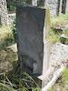 Jewish Cemetery in Ivano-Frankivsk (Stanisławów) Tombstone of Rozalja Biller – הספרייה הלאומית