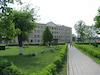 Central Square of Dubrovno – הספרייה הלאומית