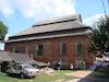 Great Synagogue in Oshmiany - Exterior Northern facade – הספרייה הלאומית