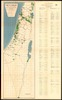 "Eretz Israel;Map of Jewish settlements; Keren Hayesod Agricultural work, 1921 - 1946 /;Supplement to ""Foundations"", a Survey twenty-five years' activity of the Palestine Foundation Fund ""Keren Hayesod"" (1921 - 1945) by A. Ulitzur – הספרייה הלאומית"