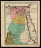 Aegyptus cum Traglodytice Marmarica et Aethiopia – הספרייה הלאומית