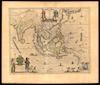 India quae orientalis dicitur;et insulae adiacentes /;Guiljelmus Blaeu – הספרייה הלאומית