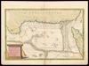 Royme, et desert de Barca et L'Egypte diviseé en ses douze Cassifs, ou Gouvernemens;par le Sr. Sanson d'Abbeville I. S. P sculp – הספרייה הלאומית