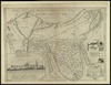 [Part of the Mediterranean sea with the bounds of the Holy Land and plan of the mud walled villages on the Nile];Abr. Elton del – הספרייה הלאומית