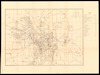 Environs of Jerusalem;Survey of Egypt, 1917 – הספרייה הלאומית