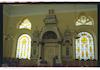 Small (Shaarei Tora) Synagogue in Satu Mare (Szatmárnémeti, Sathmar, Satmar) Interior – הספרייה הלאומית