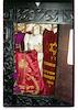 Torah ark in the small prayer room in the Iosefin Synagogue in Timişoara – הספרייה הלאומית