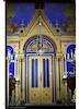 Synagogue in Mediaș - Prayer hall Torah ark – הספרייה הלאומית