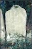 Jewish Cemetery in Halych – הספרייה הלאומית