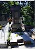 Tomb of Mendele Moykher Sforim at the Second Christian cemetery in Odessa – הספרייה הלאומית