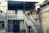 Synagogue in Gori Stairway to Ezrat Nashim – הספרייה הלאומית