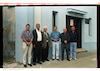 CJA Expedition team in Osijek with local people – הספרייה הלאומית