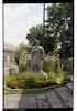 Monument to Bohdan Khmelnitskii in Zboriv (Zborów) – הספרייה הלאומית
