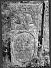 Jewish cemetery in Yabluniv (Jabłonów nad Prutem) photos 1994 Tombstone – הספרייה הלאומית