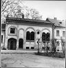 Hevra Tehilim Synagogue of the Vizhnitz Hasidim in Chernivtsi Southern facade – הספרייה הלאומית