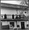Great Synagogue in Chernivtsi (Czernowitz) Northern facade, fragment – הספרייה הלאומית