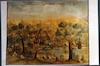Beit Tfila Benyamin in Chernivtsi (Czernowitz), Ukraine, 1923, photos 1994 Wall painting – הספרייה הלאומית